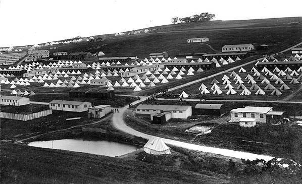 Stobs Camp 1903